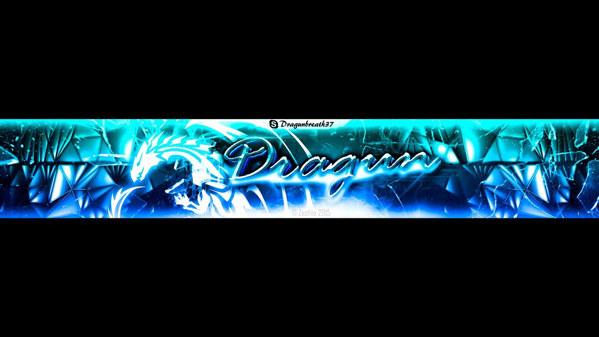 Geometry Dash thedragunbreath S Banner by Zechla