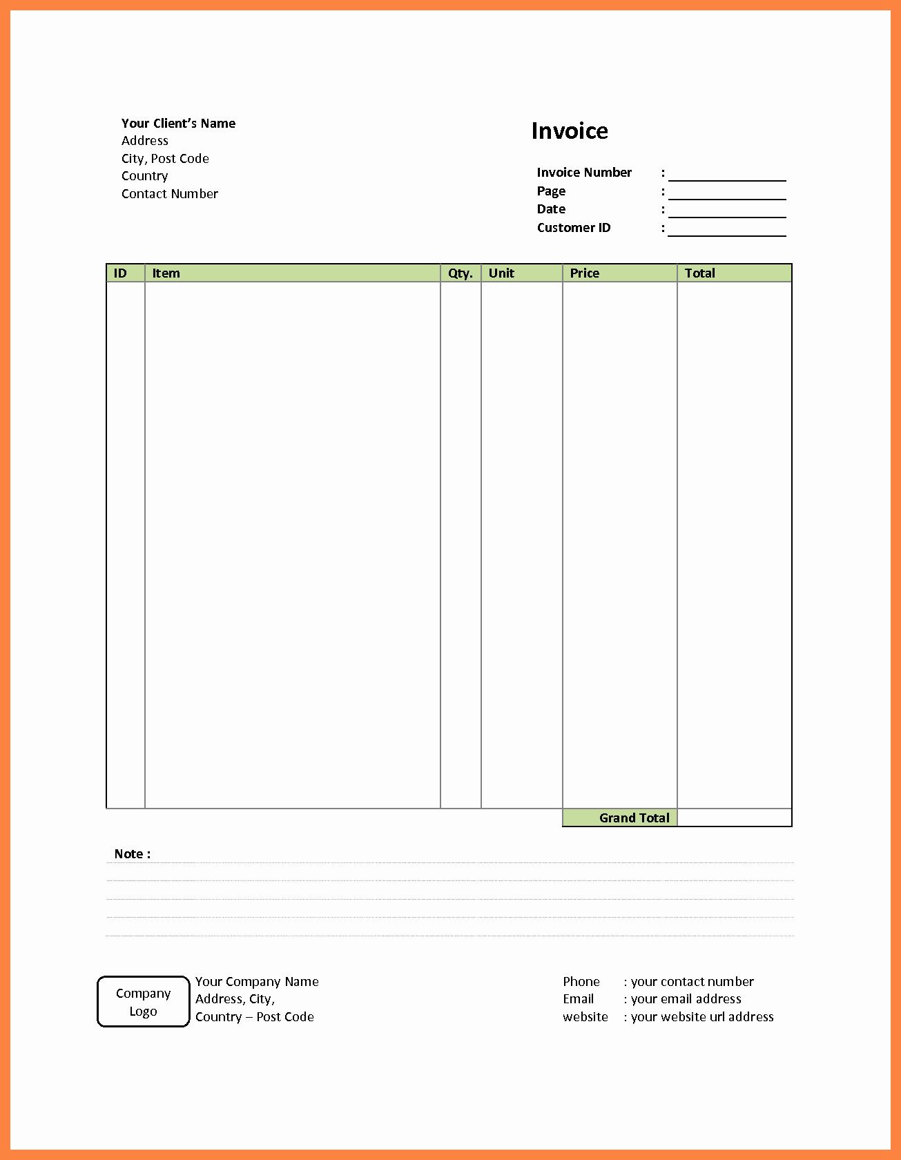 Get Invoice Simple