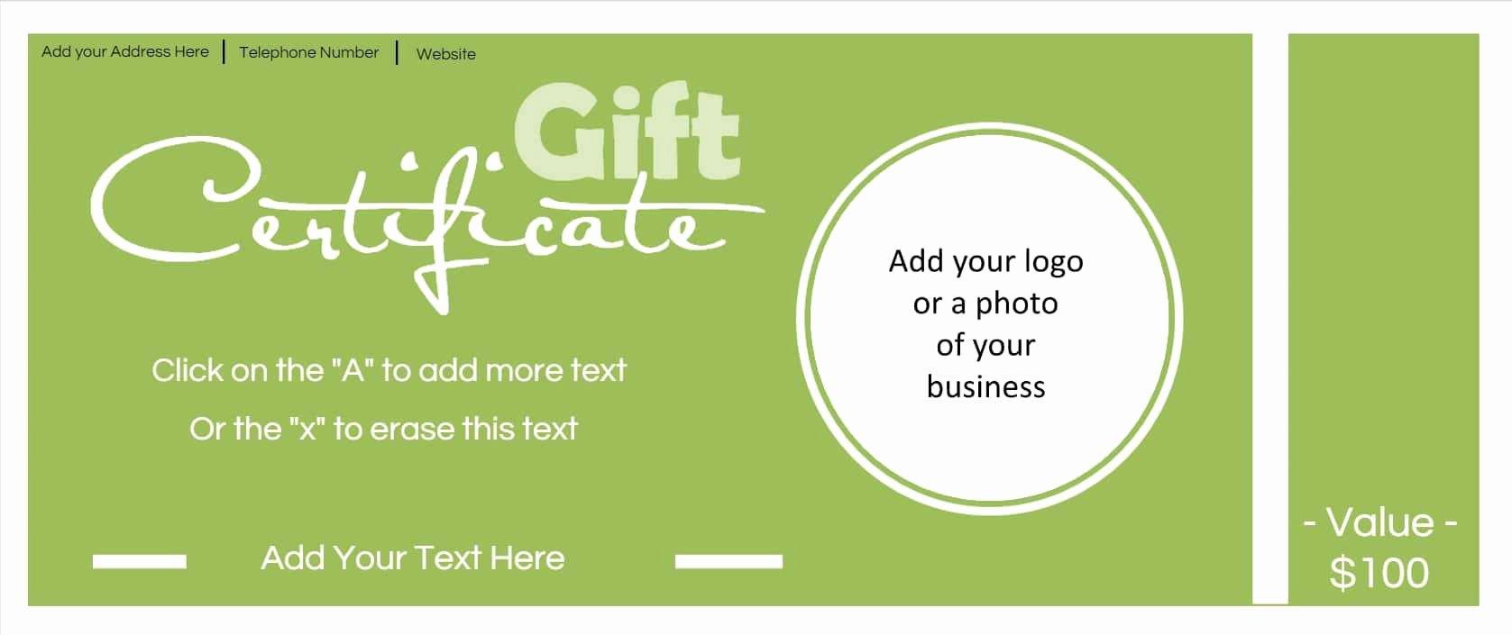 t certificate template logo