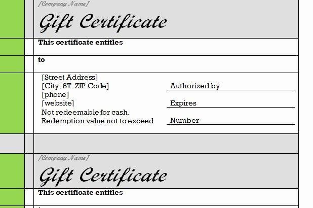 t certificate template word