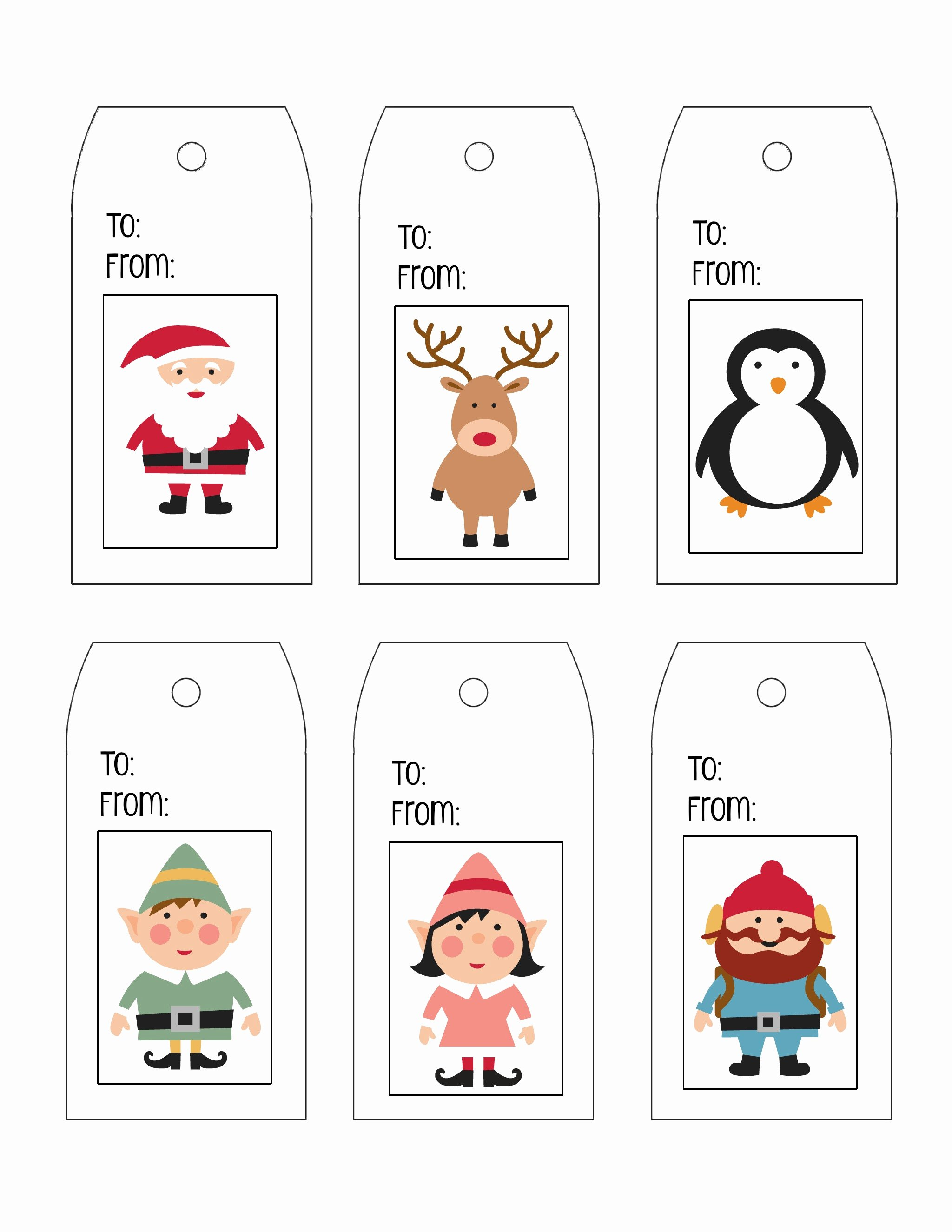 Gift Wrap 101 Plus Free Customizable Gift Tags