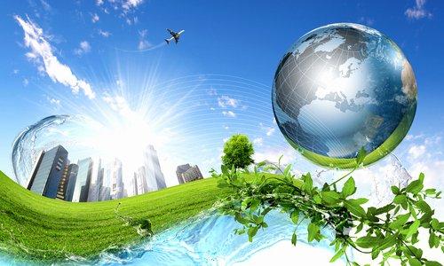 Globe Net Green Economy Globe Net