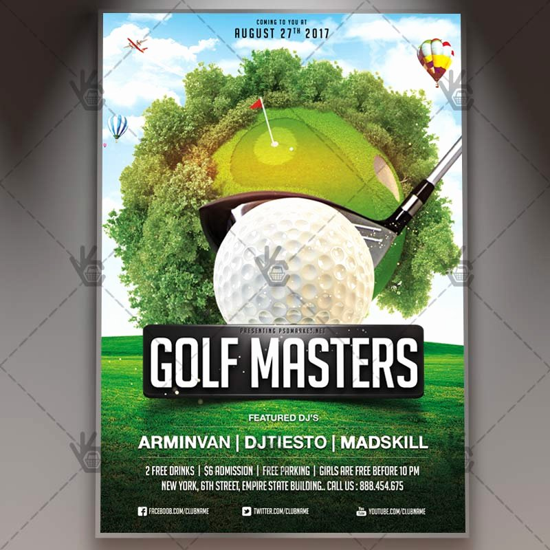 Golf Flyer Template Yourweek 5267f3eca25e