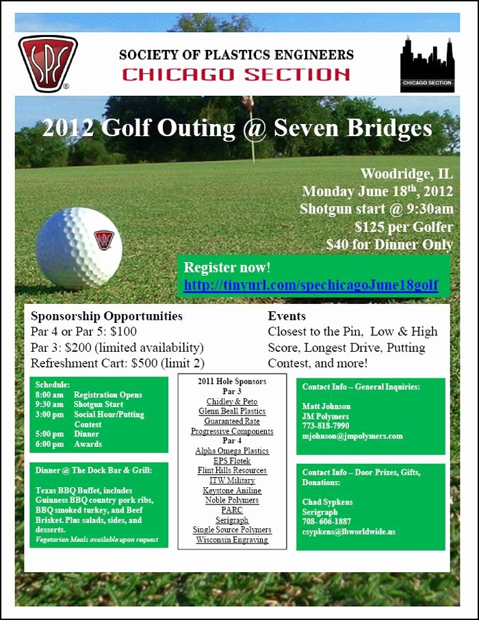 Golf Outing Flyer Flyer Ideas Templates
