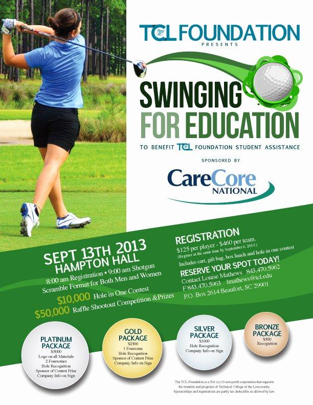 Golf tournament Flyer Template Yourweek 3c6510eca25e
