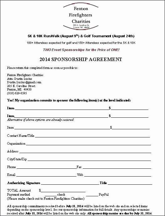 Golf tournament Registration Template – Russdfo