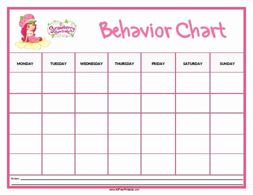 Good Behavior Chart Printable Printable 360 Degree