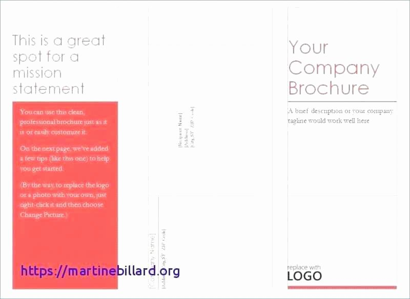 Google Brochure Templates 3 Fold Brochure Template Quick