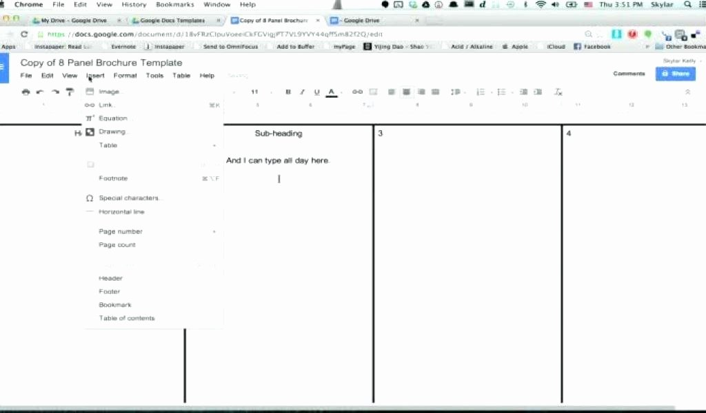 Google Docs Create Template 2017 Newspaper tools that