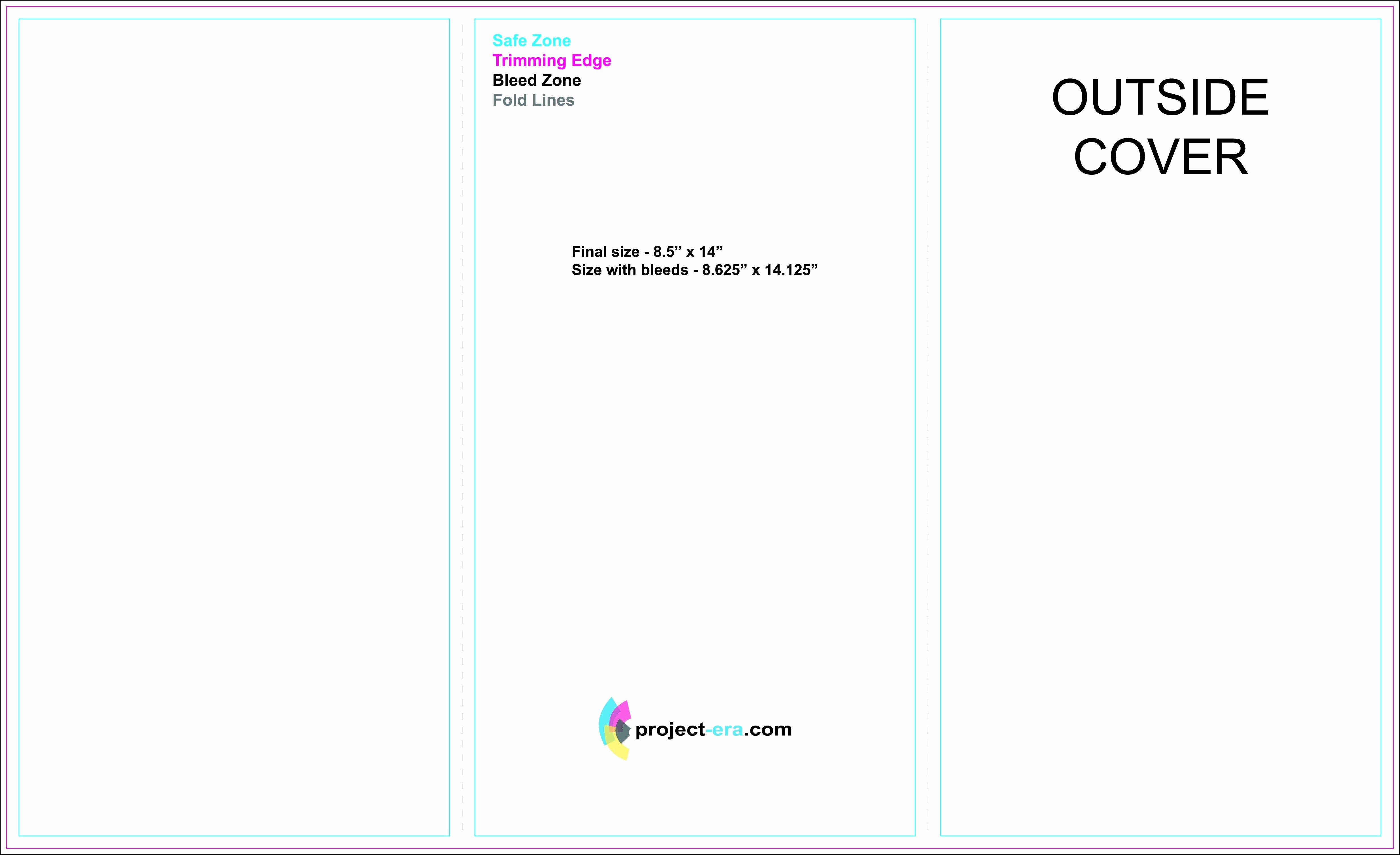 Google Docs Tri Fold Brochure Template