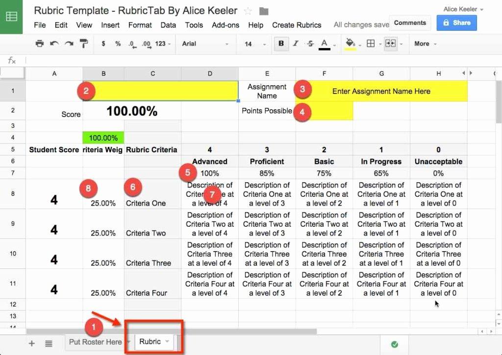 Google Docs Trifold Brochure Template Google Spreadsheet