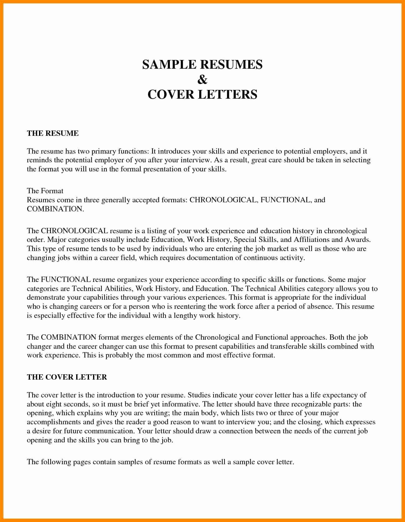 Google Letter Template Examples