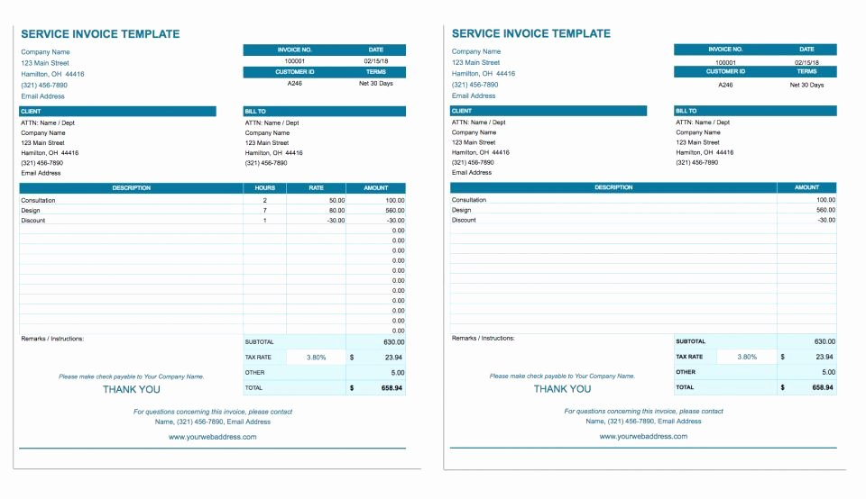 Google Sheets Invoice Template How You Can attend Google
