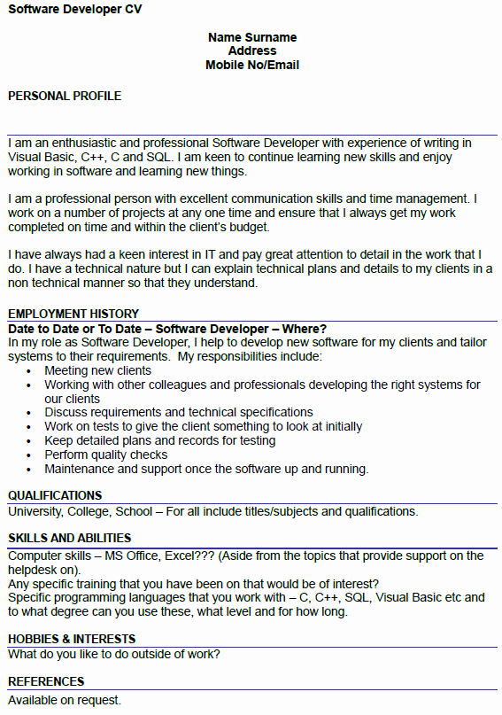Google software Engineer Resume Cover Letter Samples