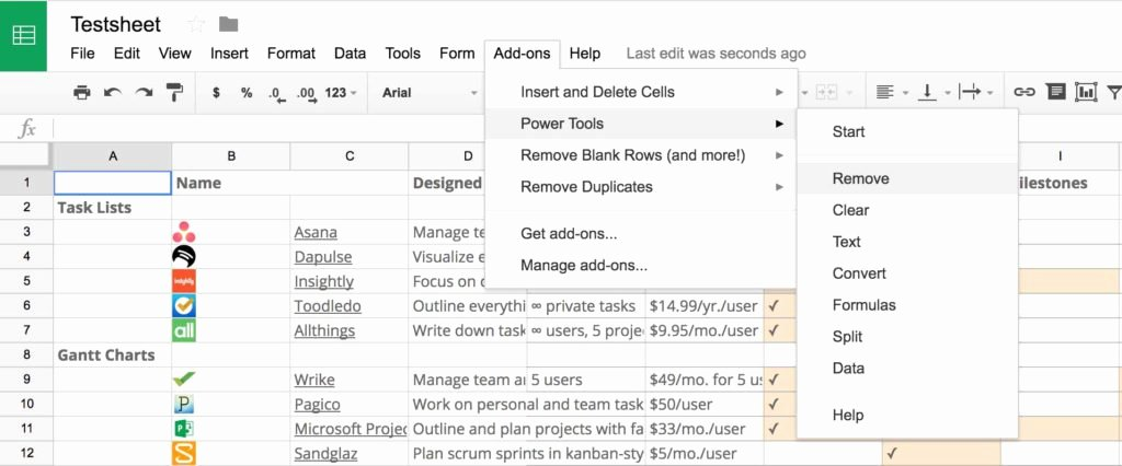 Google Spreadsheets Spreadsheet Templates for Business