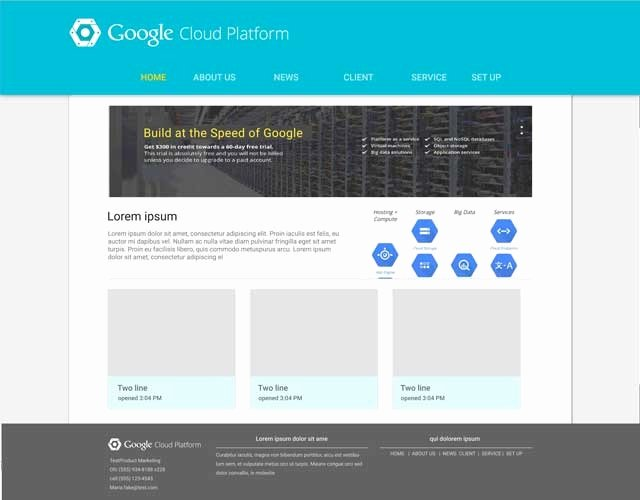 Google Website Builder Templates Popteenus