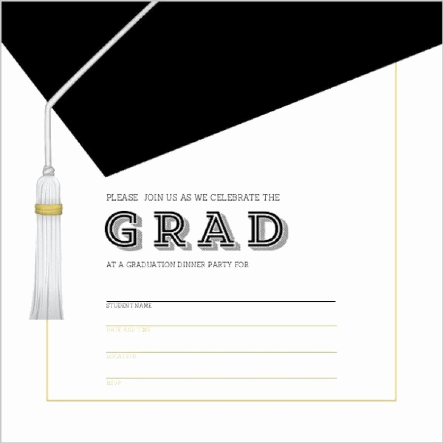 Graduation Invitation Templates Graduation Invitation