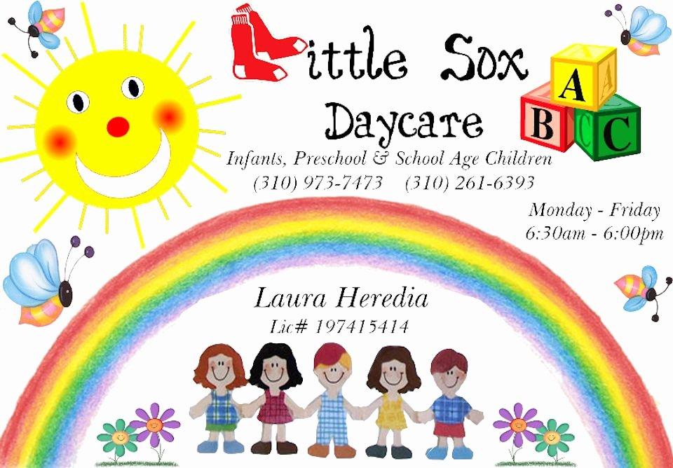 Grand Opening Daycare Flyers with Dlayouts Blog Free