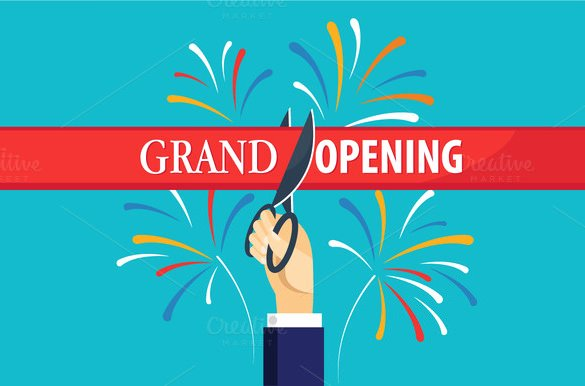 Grand Opening Invitation Template – orderecigsjuicefo