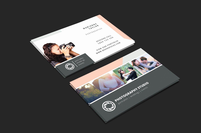 Grapher Business Card