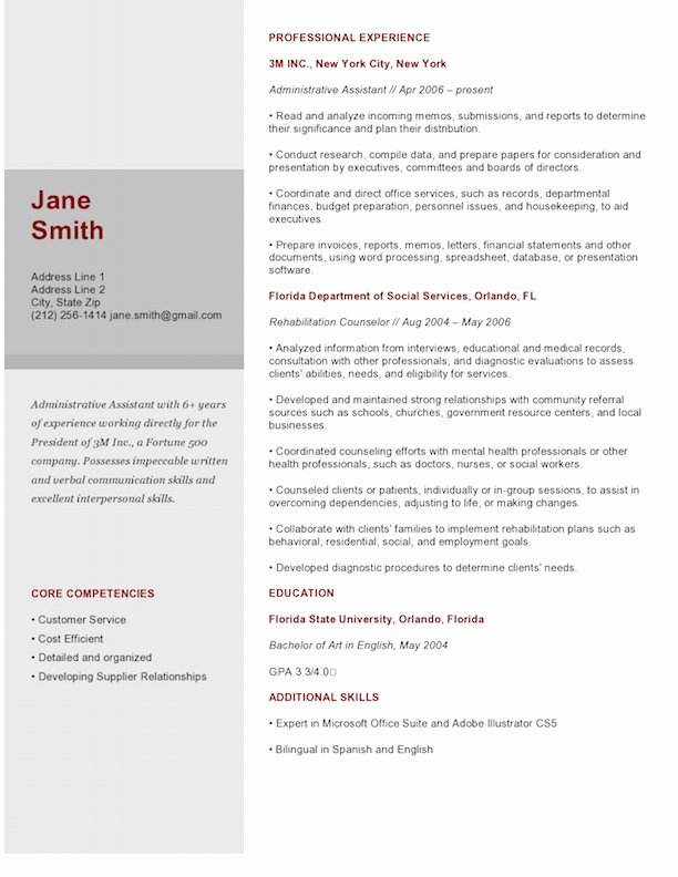 Graphic Design Resume Sample & Writing Guide