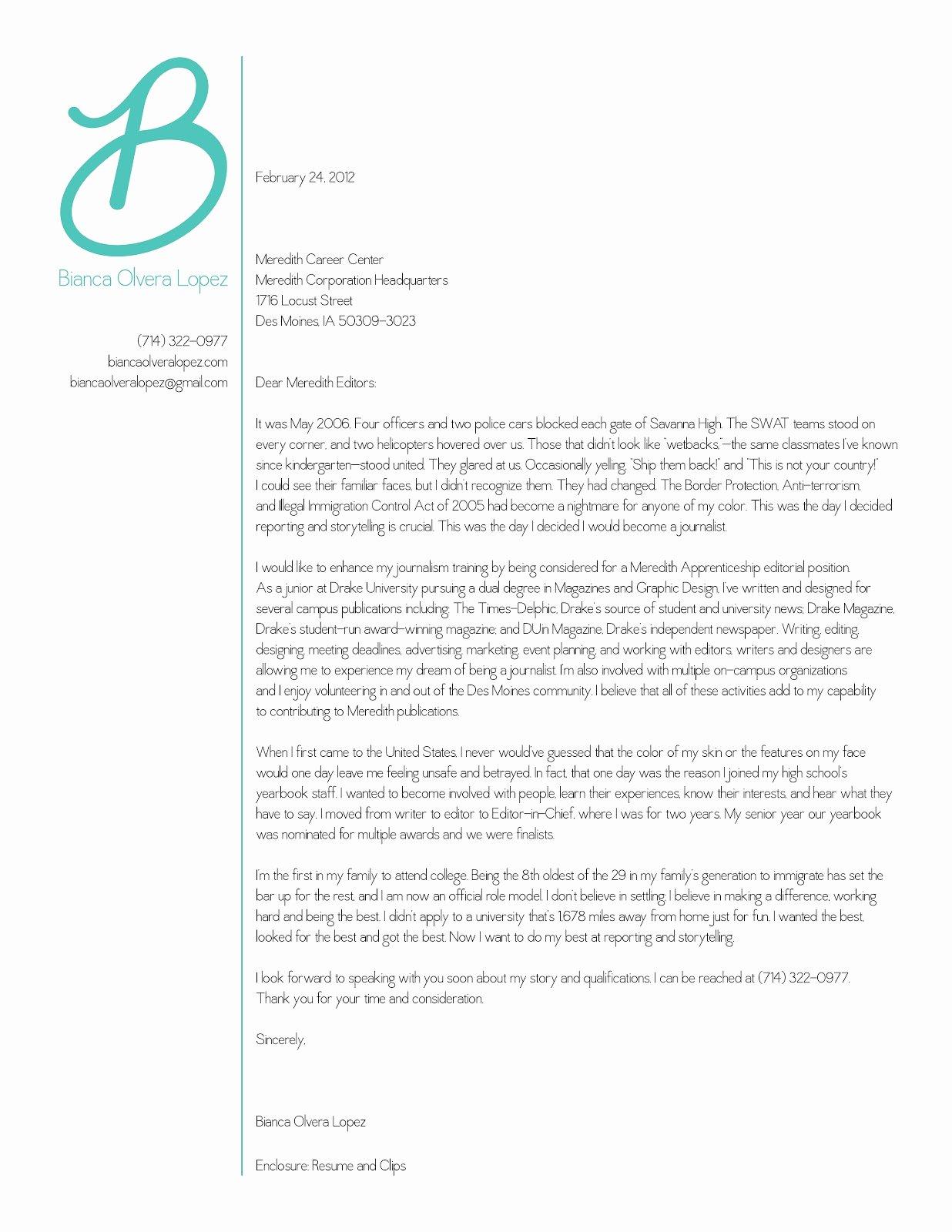 Graphic Designer Cover Letter