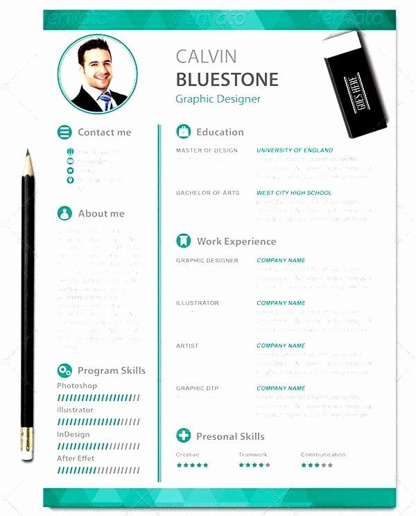 Graphic Designer Resume Template Free Samples Examples