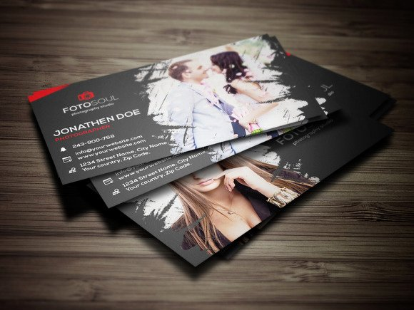 Graphy Business Card 13 Business Card Templates On