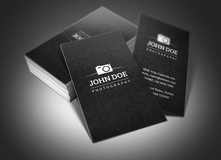 Graphy Business Card Business Card Templates