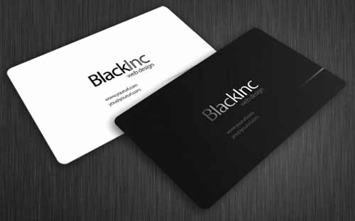 Graphy Business Cards Psd Free Download