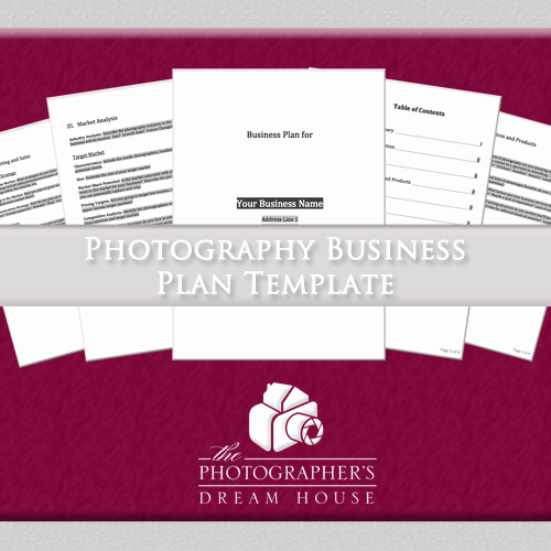 Graphy Business Plan Template