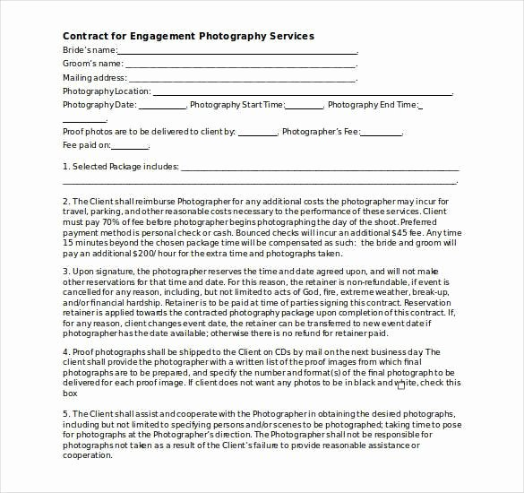 Graphy Contract Template – 20 Free Word Pdf
