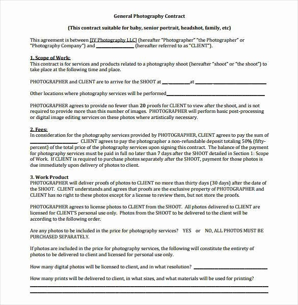 Graphy Contract Templates