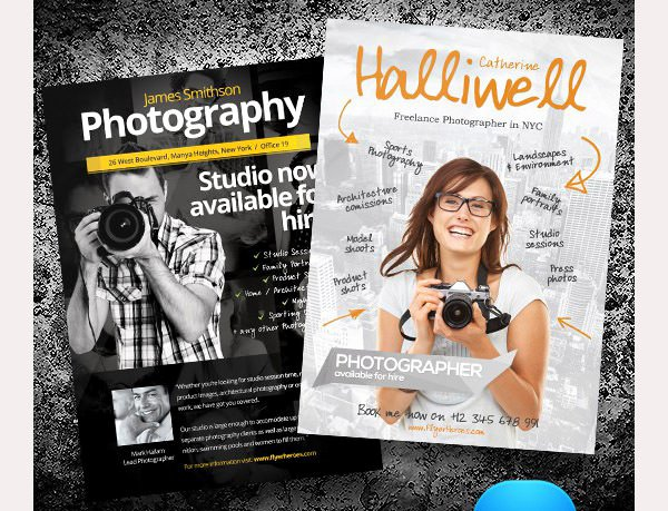 Graphy Flyer Template 41 Free Psd format Download