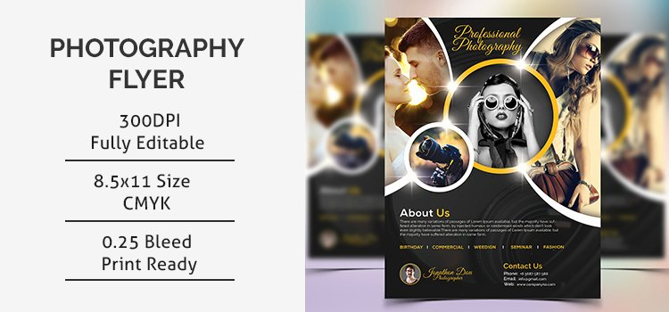 Graphy Flyer Template