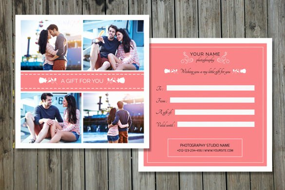 Graphy Gift Certificate Templates – 17 Free Word