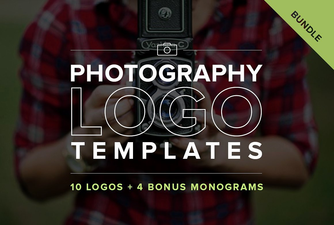 Graphy Logo Templates Bundle Logo Templates