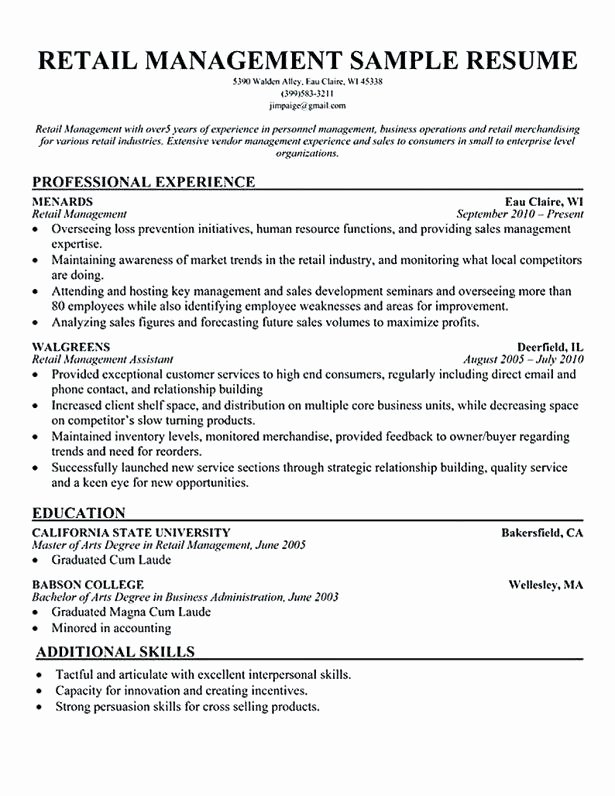 Grocery Store Cashier Resume Resume for Convenience Store
