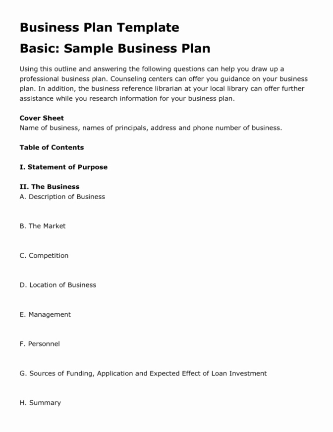 Growthink Ultimate Business Plan Template Business Plan