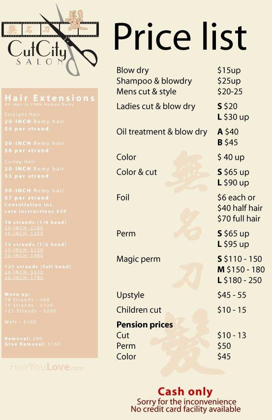 Hair Salon – Arj Design