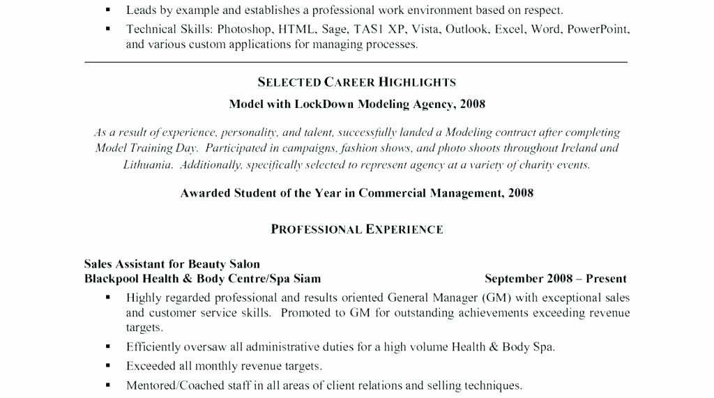 Hair Stylist Resume Examples assistant Best Example Job ...