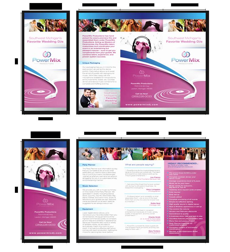 Half Page Flyer Design Yourweek D9b978eca25e