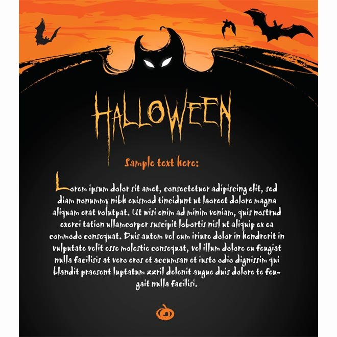 Halloween Invitations Free Templates – Festival Collections