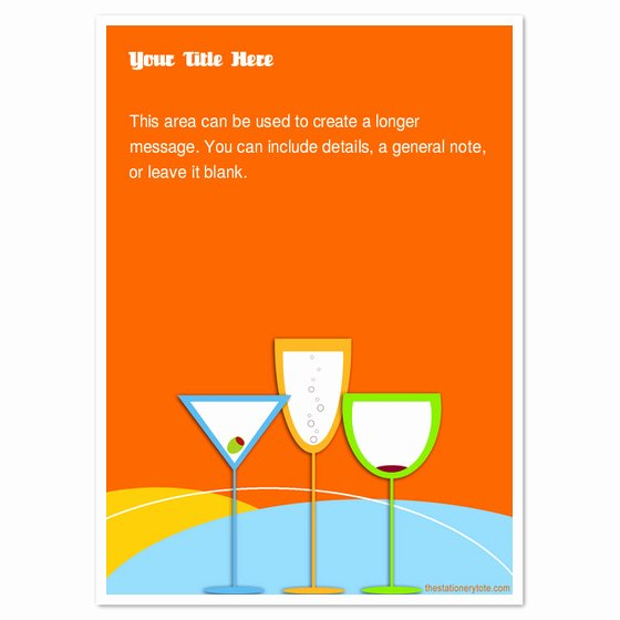Happy Hour Invitations & Cards On Pingg
