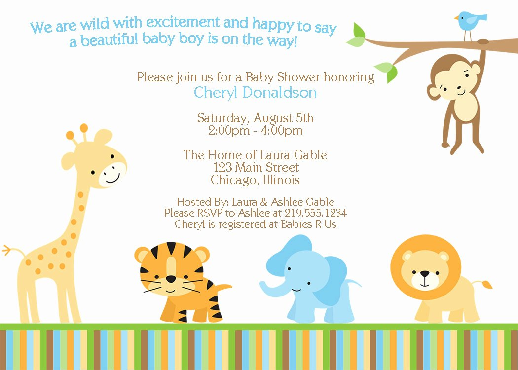 Having A Baby Shower Don T for the Invitations
