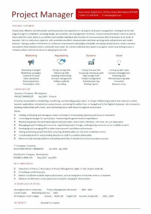 Healthcare Project Manager Resume Example Health Jobs