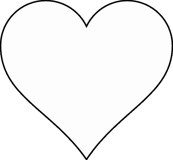 Heart Layout Clip Art at Clker Vector Clip Art