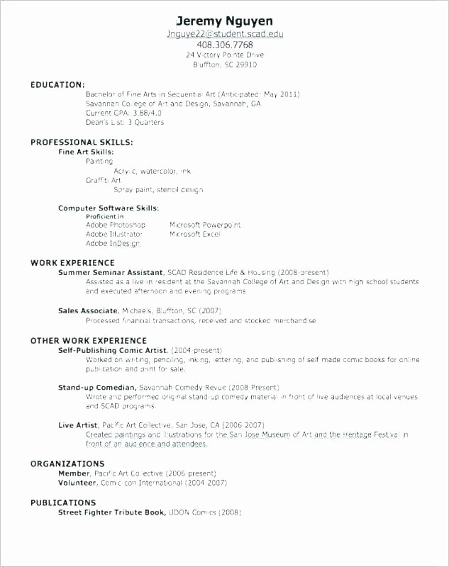 Help Making A Resume – Mkmafo