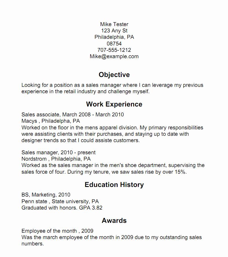 Help Me Create A Resume Makemeresume Resumes Made Easy