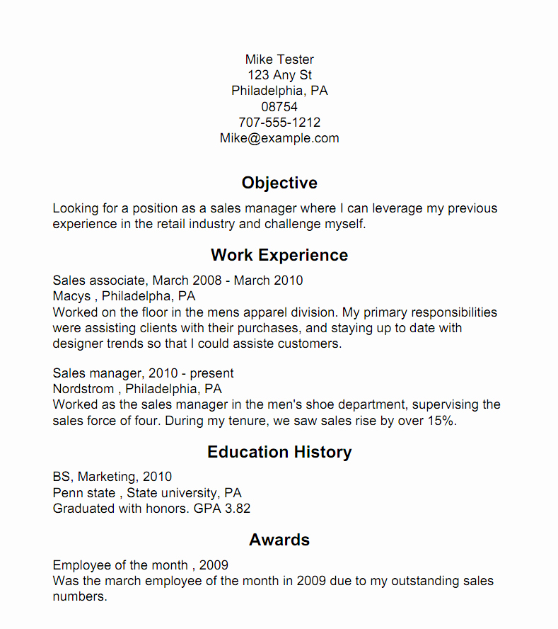 Help Me Create A Resume Makemeresume Resumes Made Easy